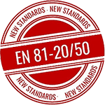 NEW EUROPEAN SAFETY STANDARDS FOR ELEVATORS